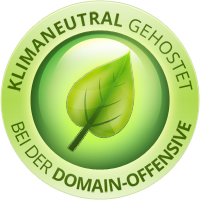 Klimaneutrales Hosting bei Domain-Offensive
